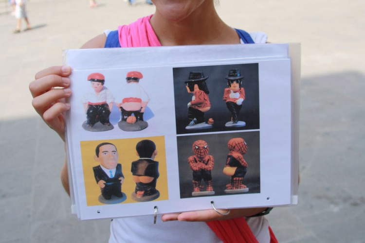 Der traditionelle Caganer