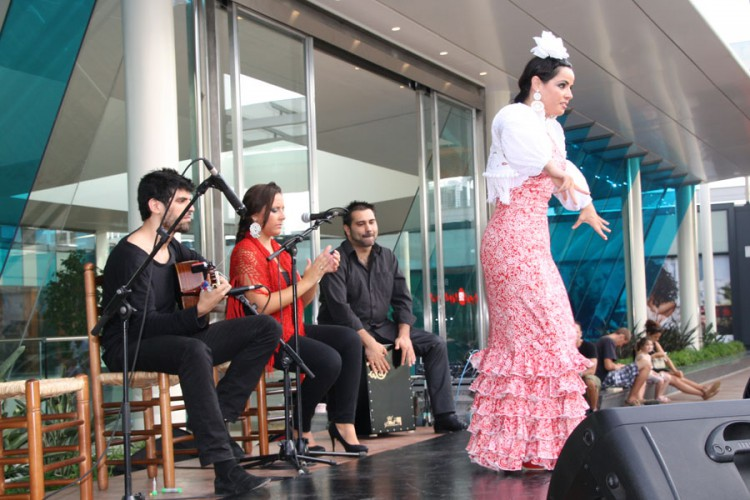 Flamenco in Barcelona