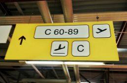 Als ich am Flughafen stehen gelassen wurde!
