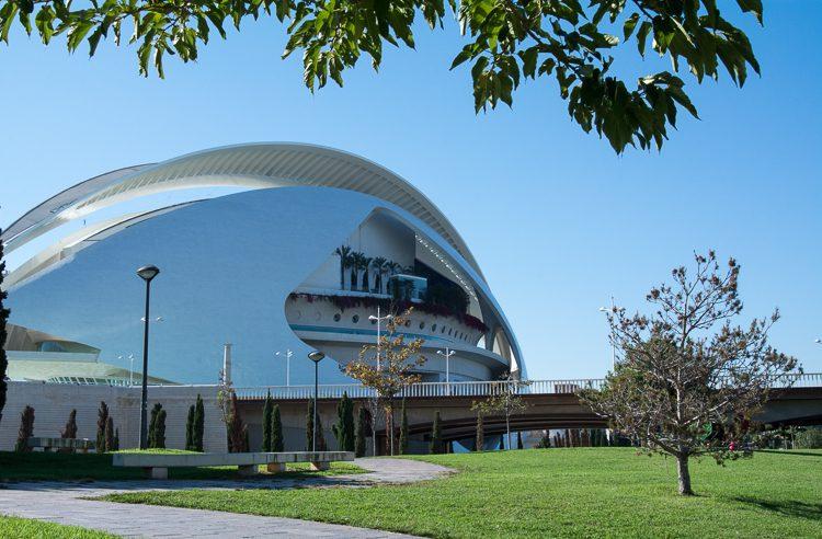 Kunstpalast Palau de les Arts