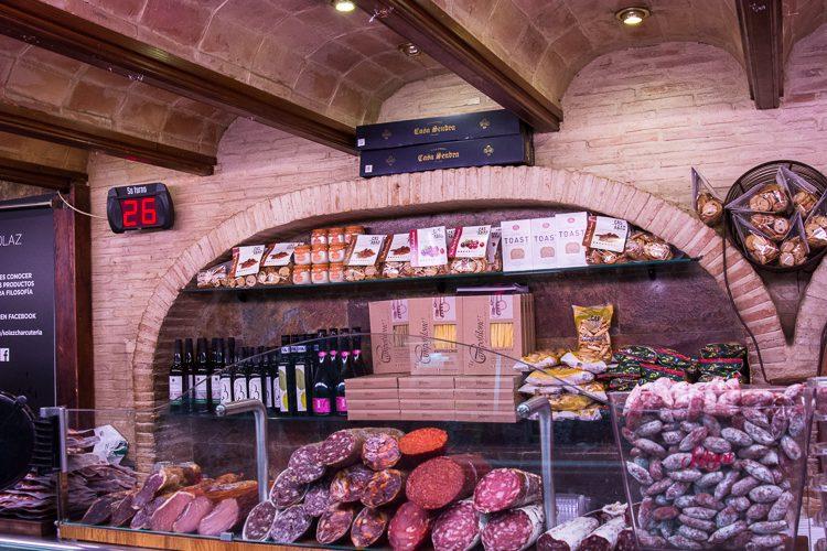 Fleisch- und Wurst Delikatessen
