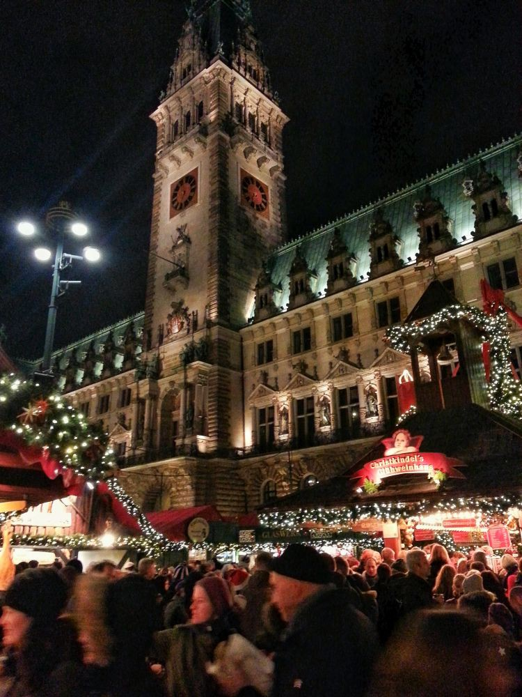 Go-On-Travel Weihnachtsmarkt Hamburg