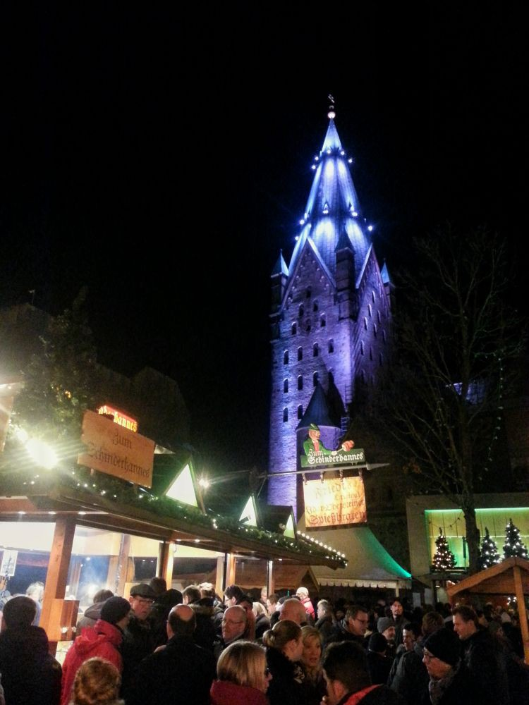 Go-On-Travel Weihnachtsmarkt Paderborn
