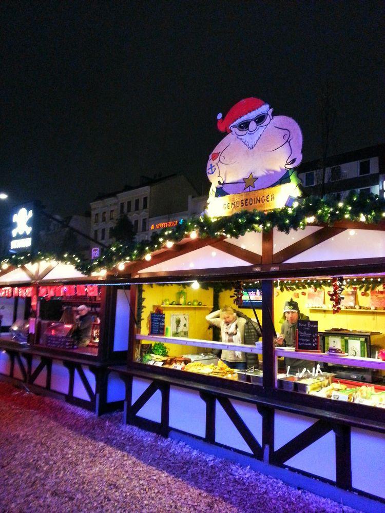 Go-On-Travel Weihnachtsmarkt Santa Pauli Hamburg