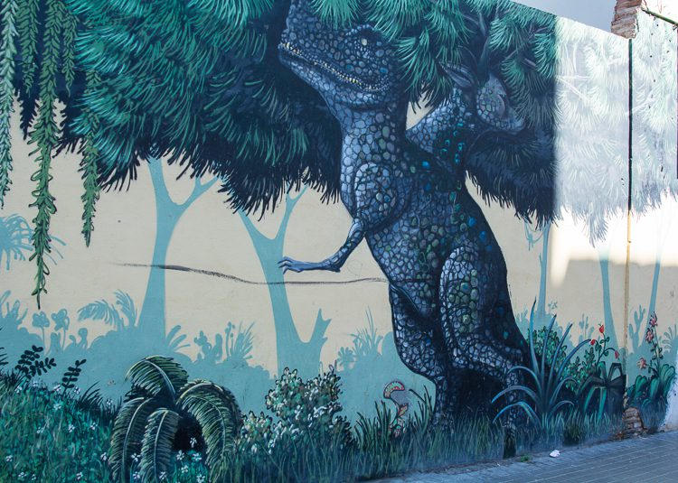 Street Art in El Botànic