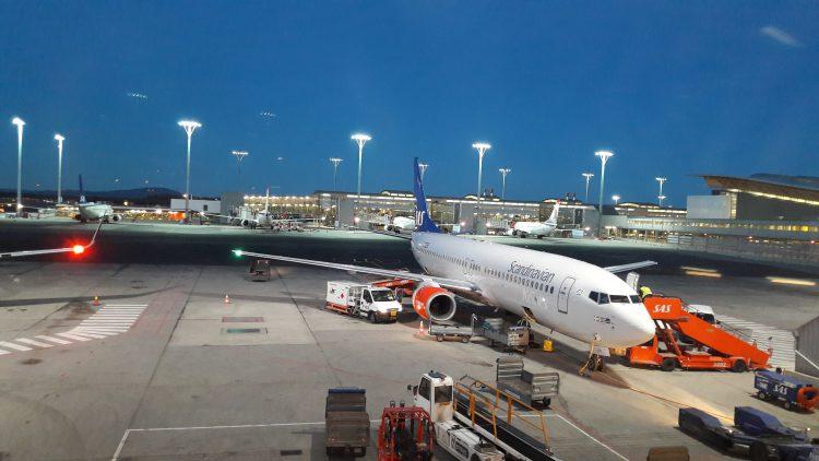 am Oslo Airport