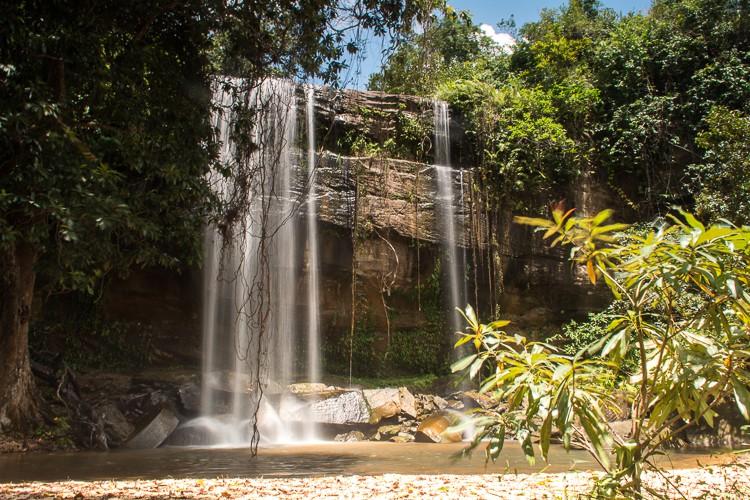 Sheldrick Wasserfall
