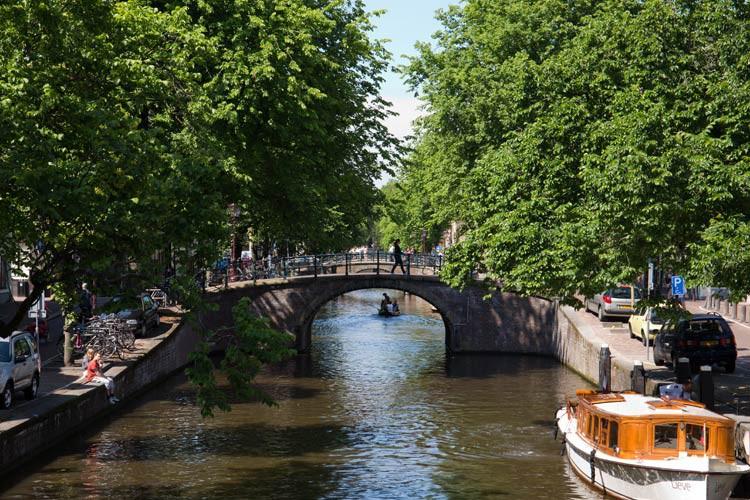 Brücken in Amsterdam