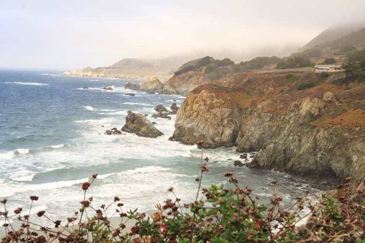 Big Sur in Kalifornien