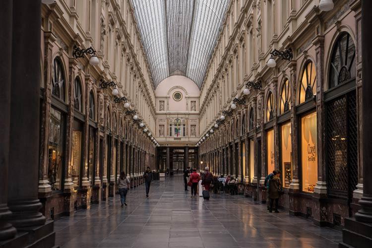 GoOnTravel.de: Galeries Royales St Hubert in Brüssel