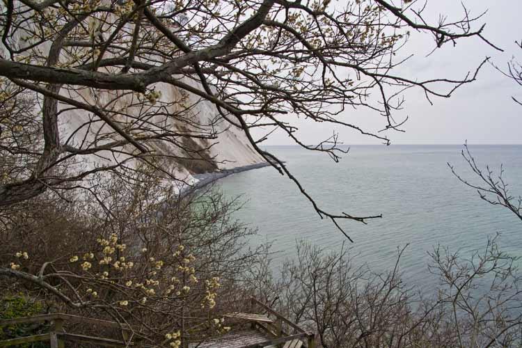 GoOnTravel Die Kreidefelsen auf Dänemarks Insel Mön