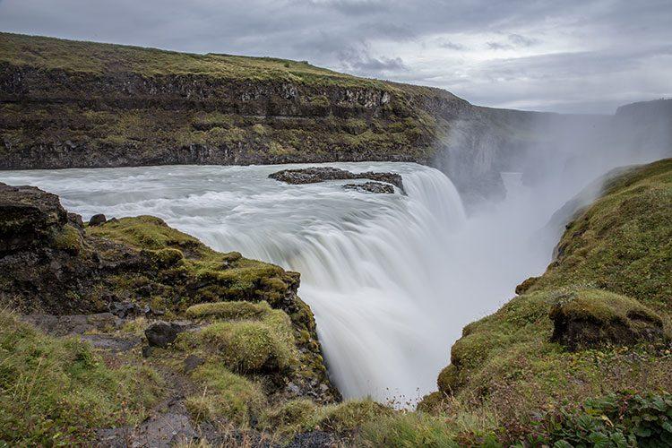 GoOnTravel.de: Der Gullfoss im Golden Circle auf Island