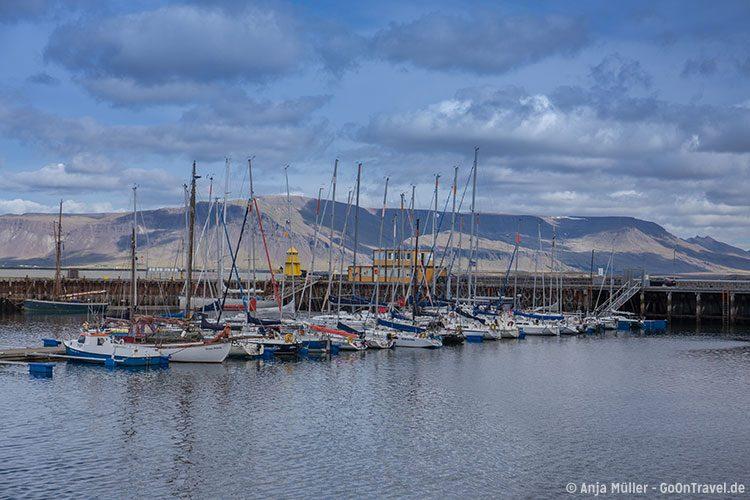 GoOnTravel.de: Der Hafen von Reykjavik