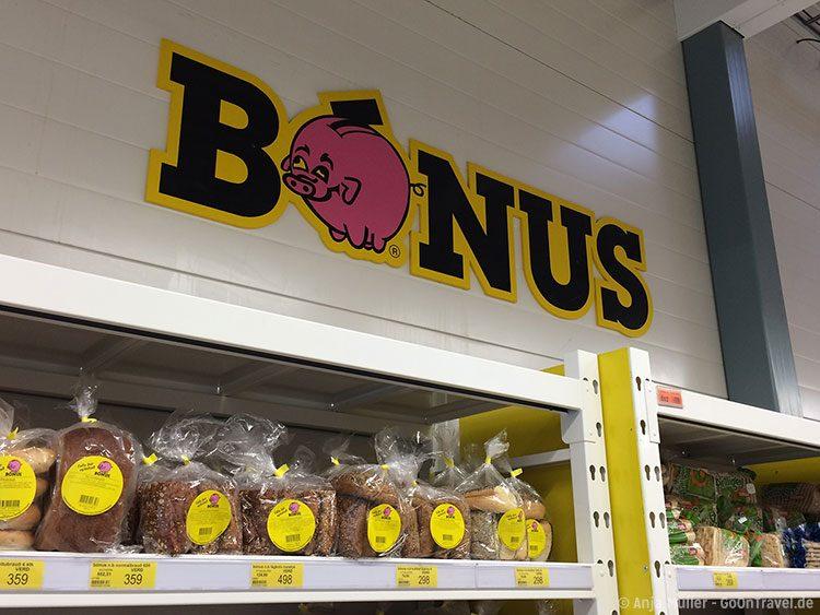 GoOnTravel.de: Der Bonus Supermarkt ist in etwa gleich zu setzen, mit einem deutschen Discounter.