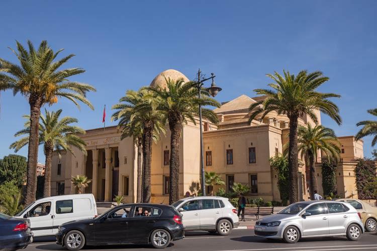 GoOnTravel Theatre Royal von Marrakesch