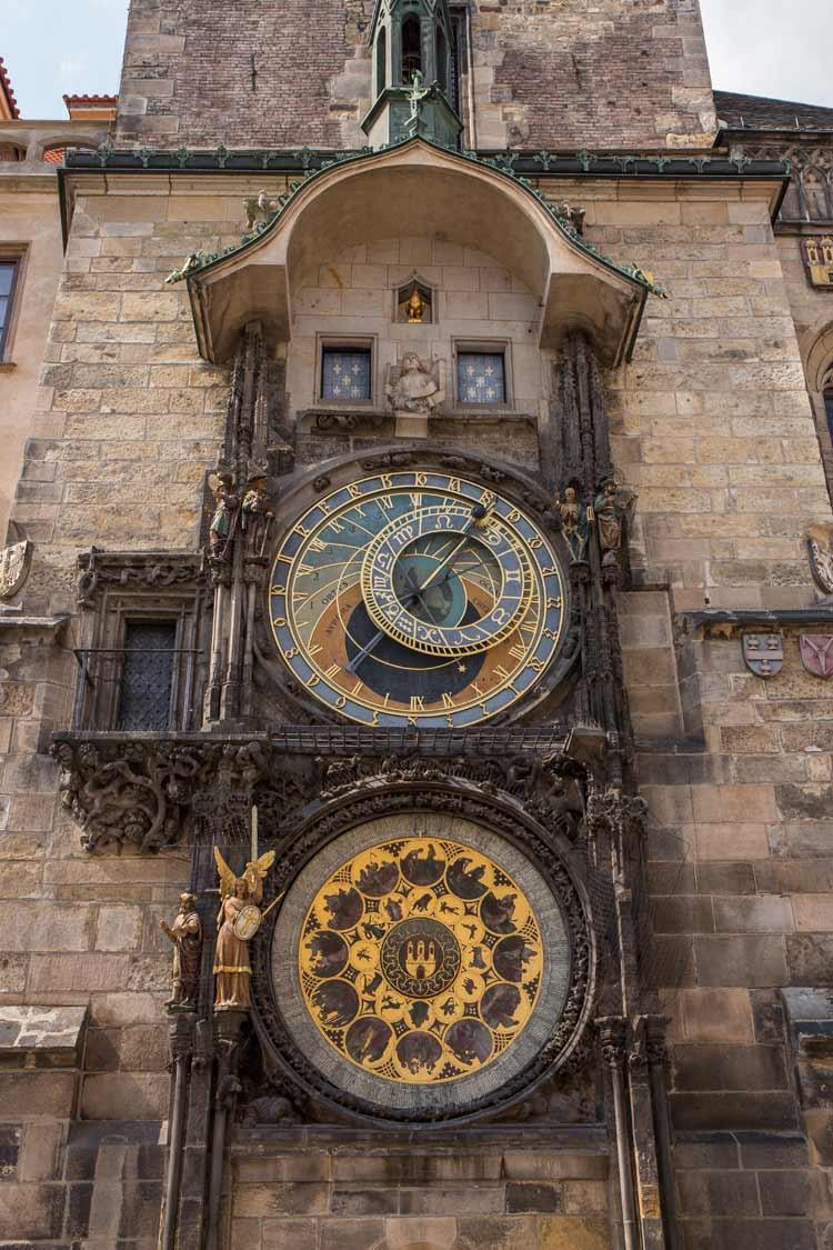 GoOnTravel.de: Die astronomische Uhr am Prager Rathaus