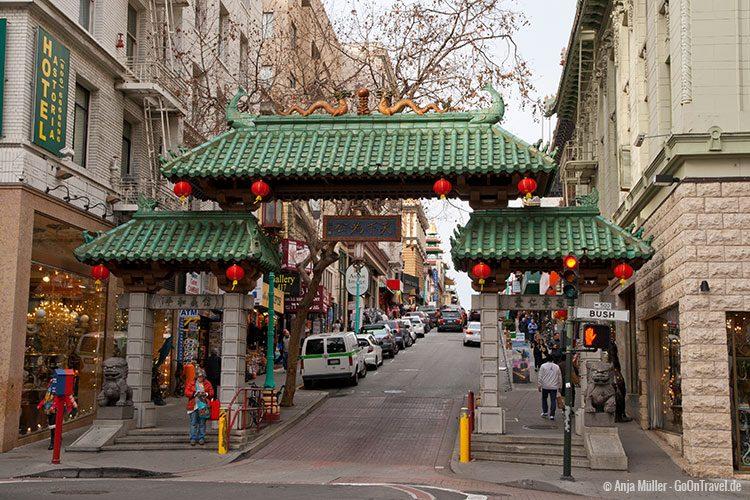 GoOnTravel.de: Stadttor nach Chinatown