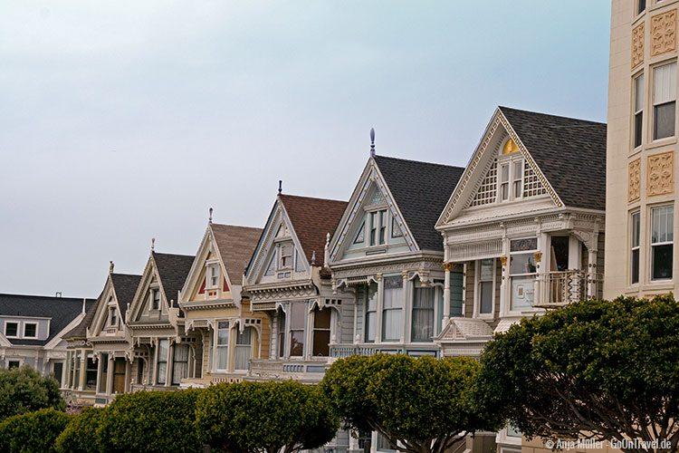 GoOnTravel.de: Painted Ladies - die berühmten viktorianischen Gebäude in San Francisco