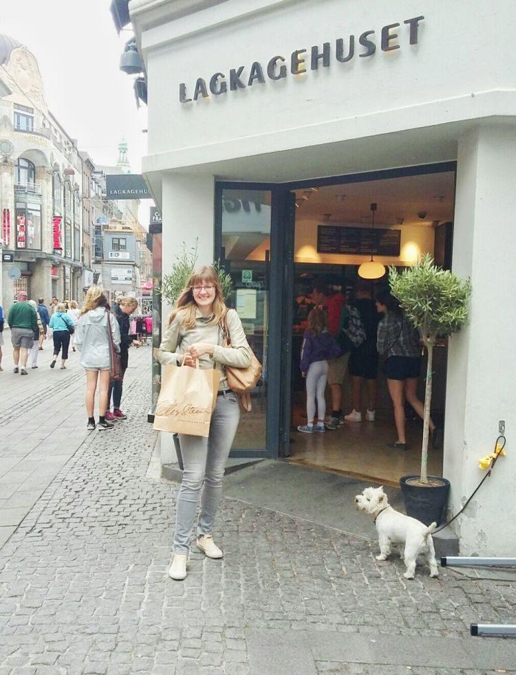 Meine Lieblingsbäckerei in Kopenhagen