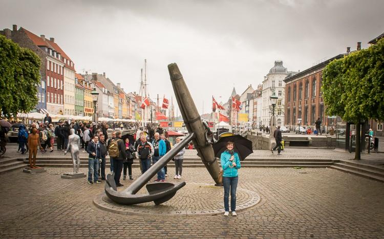 Mit Regenschirm Kopenhagen entdecken? Kein Problem!