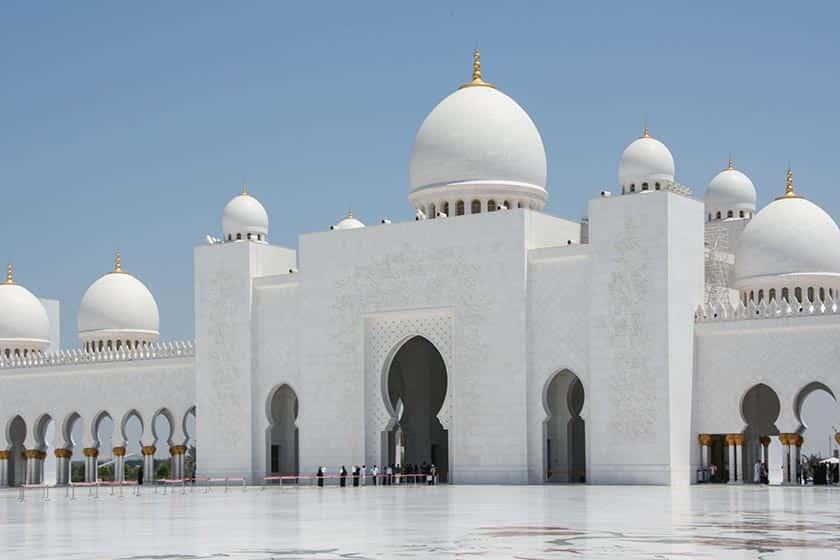 Drittgrößte Moschee der Welt