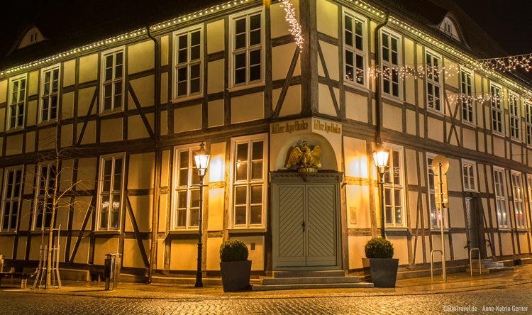 Adler Apotheke in Eberswalde