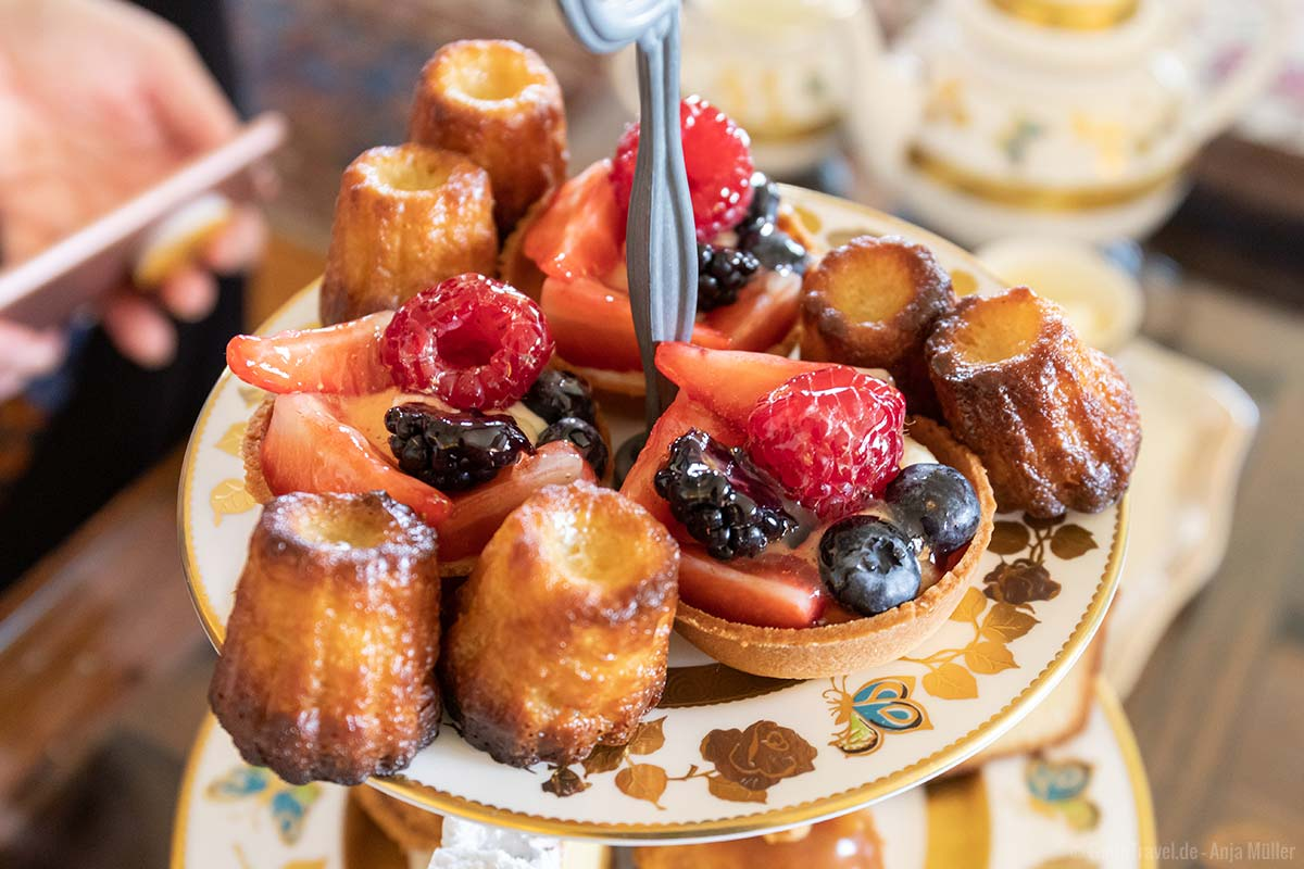 Afternoon Tea in Wales: Meine persönliche Top 3