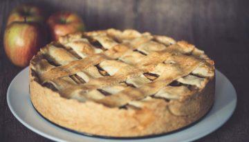 Amerikanischer Apfelkuchen: Das American Pie Rezept zum nachbacken