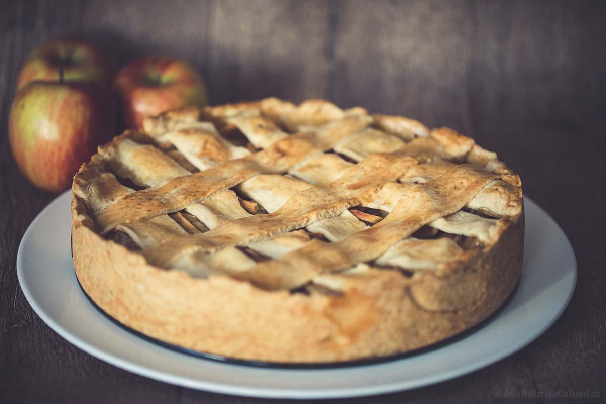 American Pie Apfelkuchen