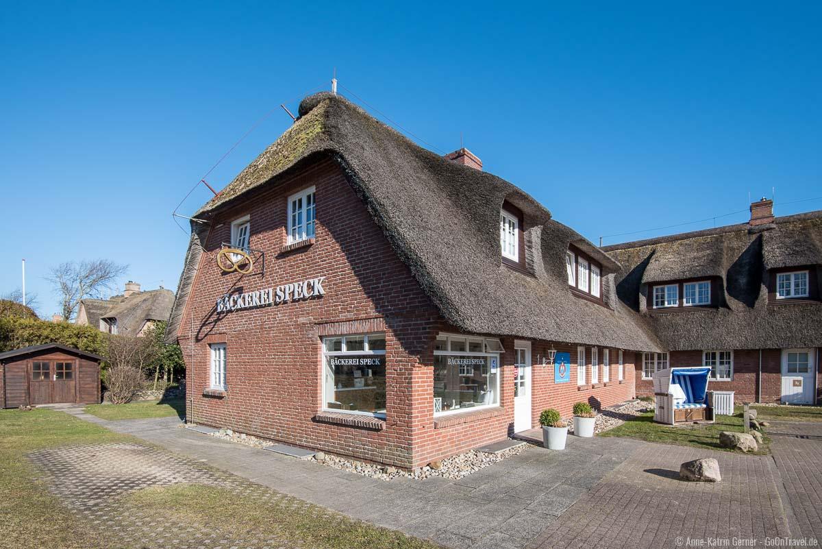 Bäckerei Speck im Süderweg in Kampen