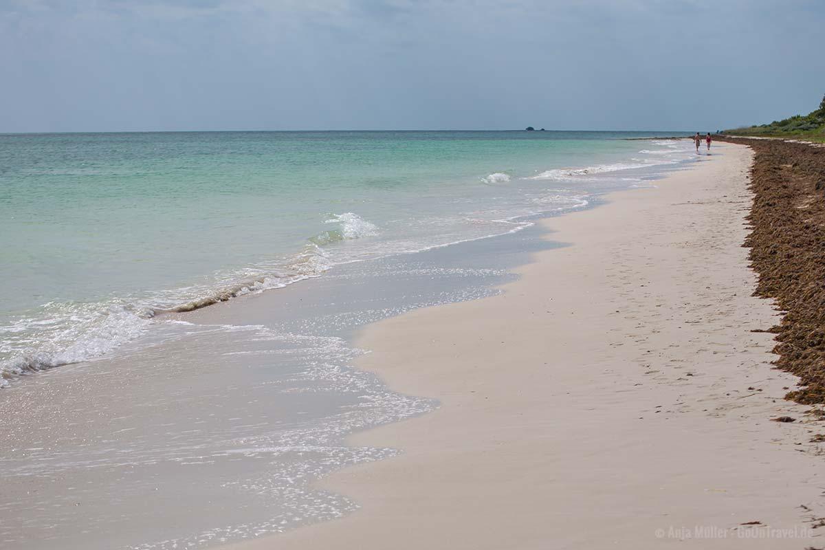 Bahia Beach bietet Karibikfeeling in den USA