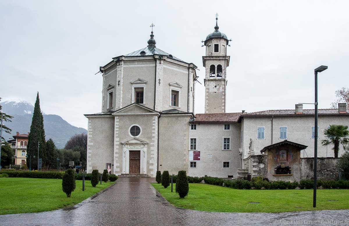 Wallfahrtskirche Inviolata in Riva del Garda
