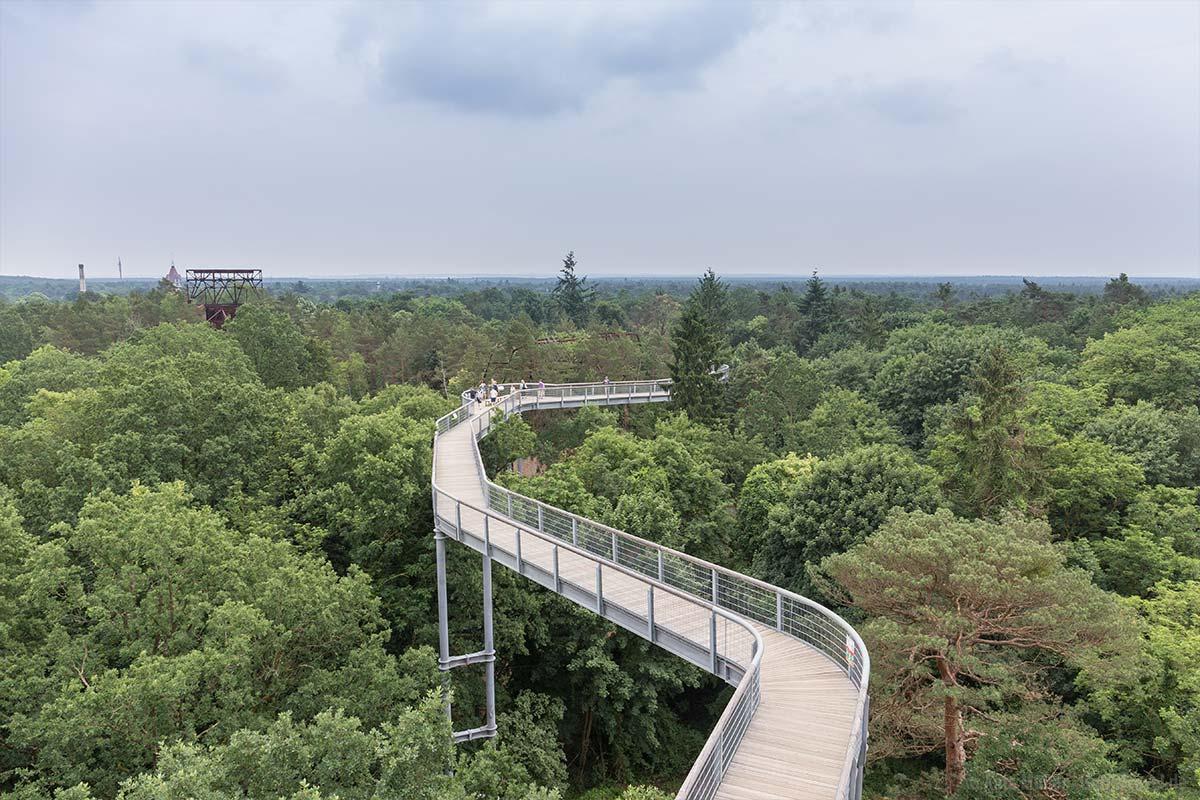 Einer der schönsten Aussichtspunkte in Brandenburg