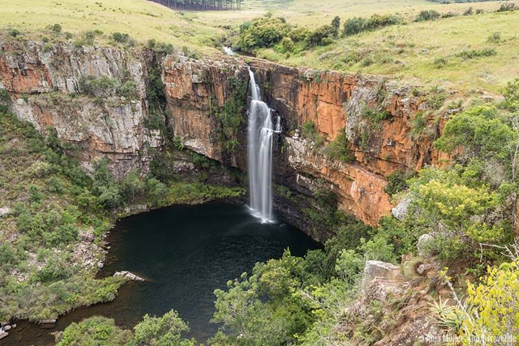 Berlin Falls in Südafrika