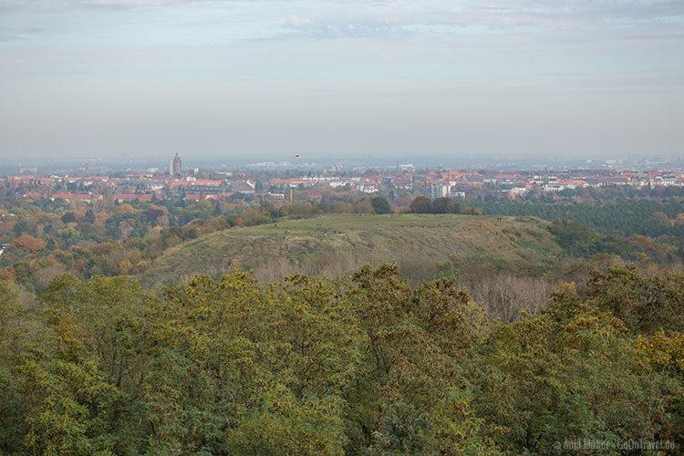Blick auf den Drachenberg