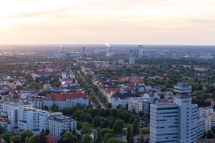 Blick vom Berliner Funkturm