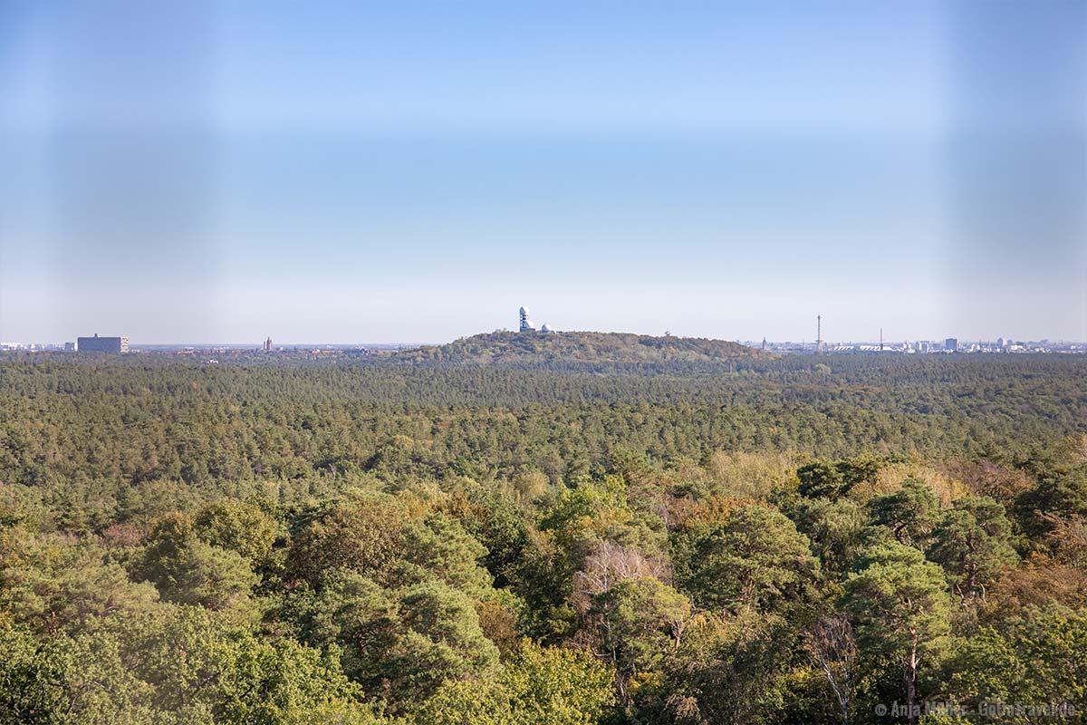 Aussichtspunkte in Berlin: Grunewaldturm