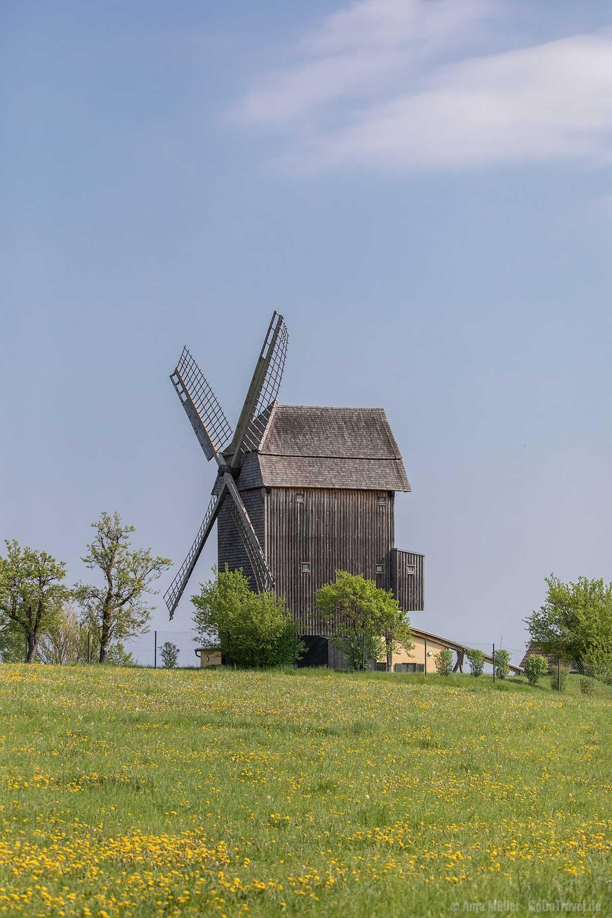 Bockwindmühle Vehlefanz