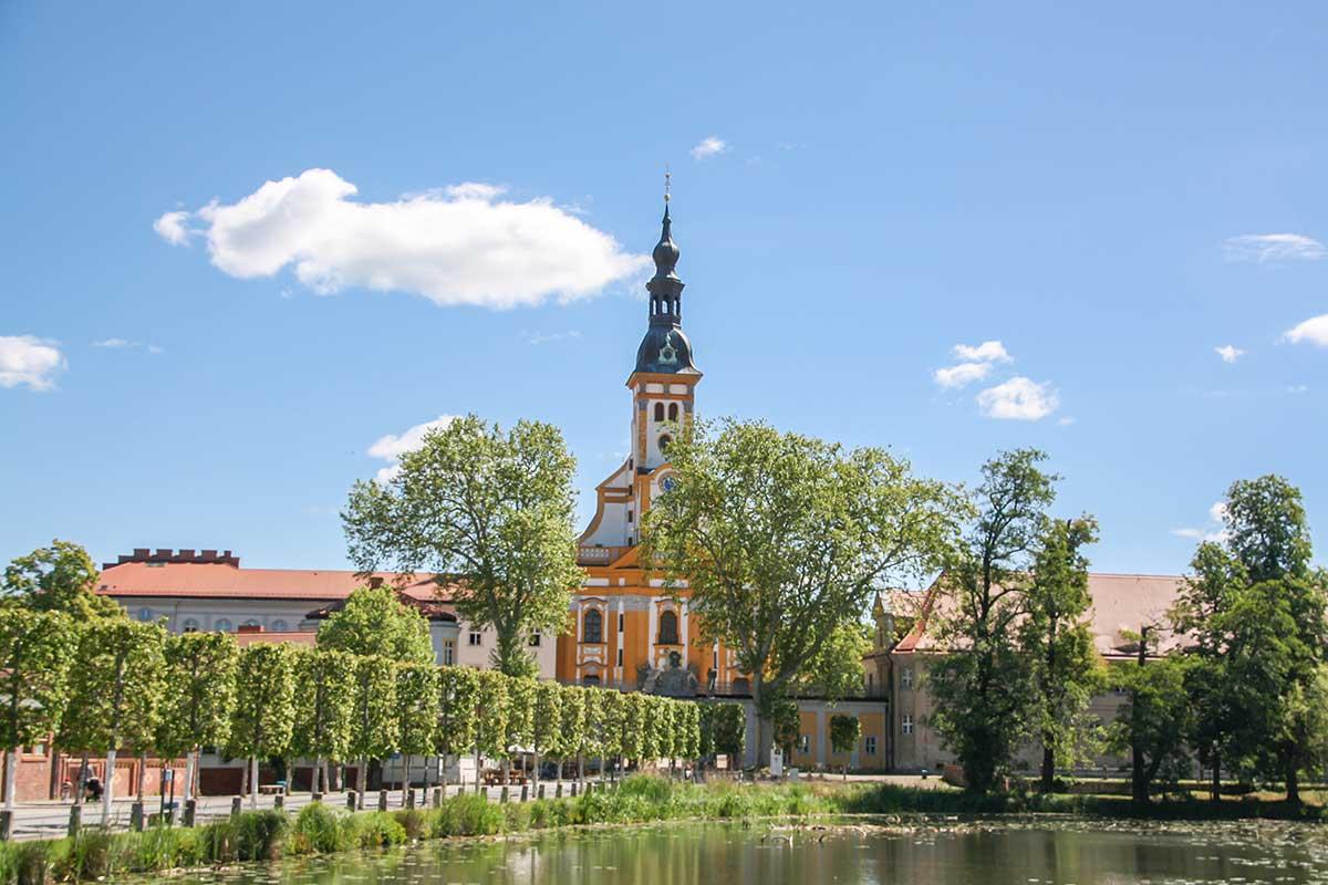 Klosterkirche St. Mariä Himmelfahrt