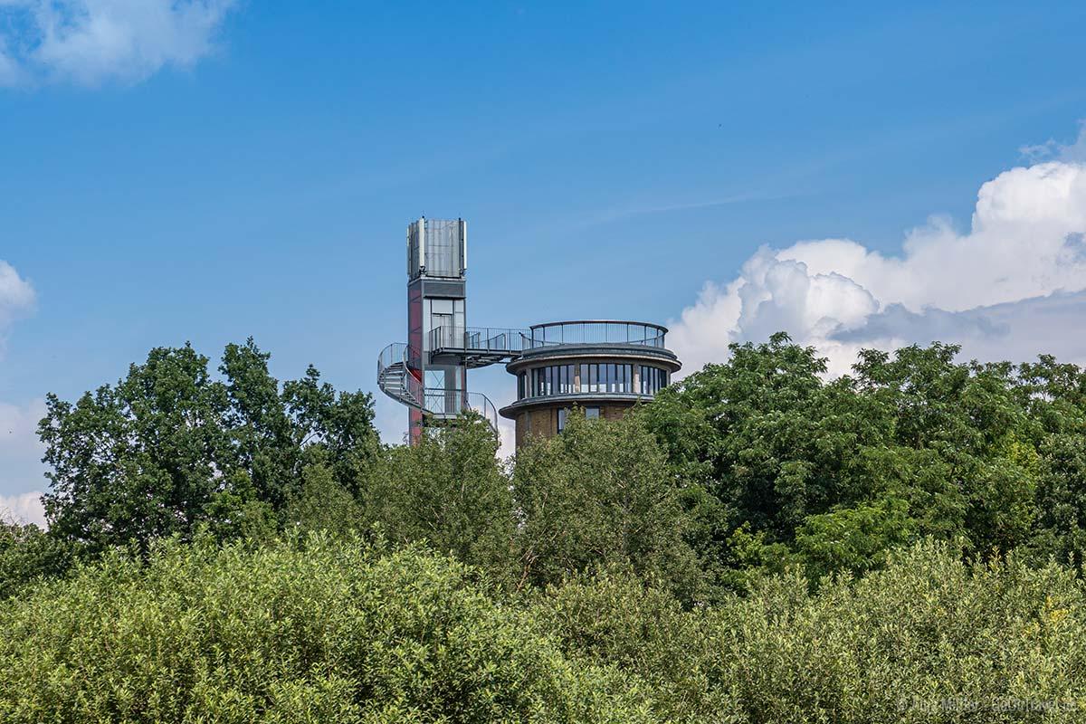 Wasserturm Bioramaprojekt