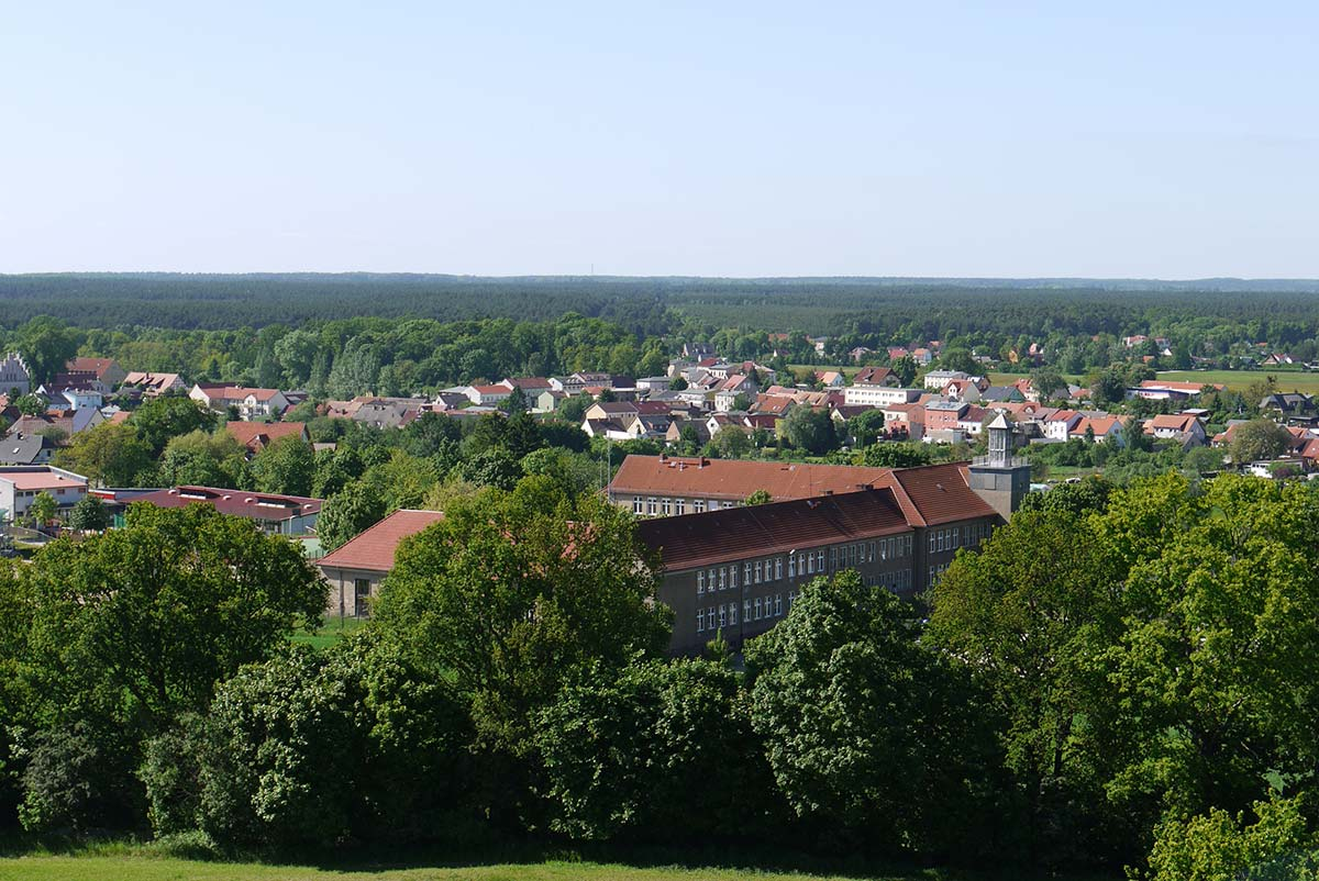 Joachimsthal von oben