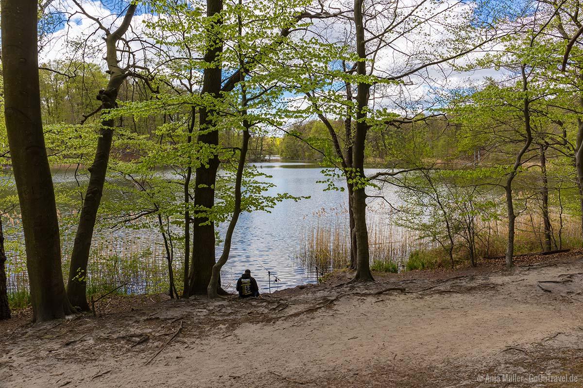 Angler am Hellsee