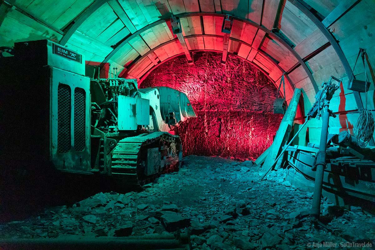 In der Mining Experience