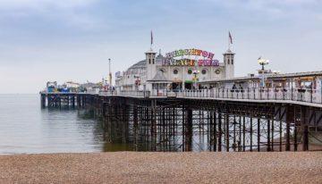 14 gute Gründe für eine Reise nach Brighton in England