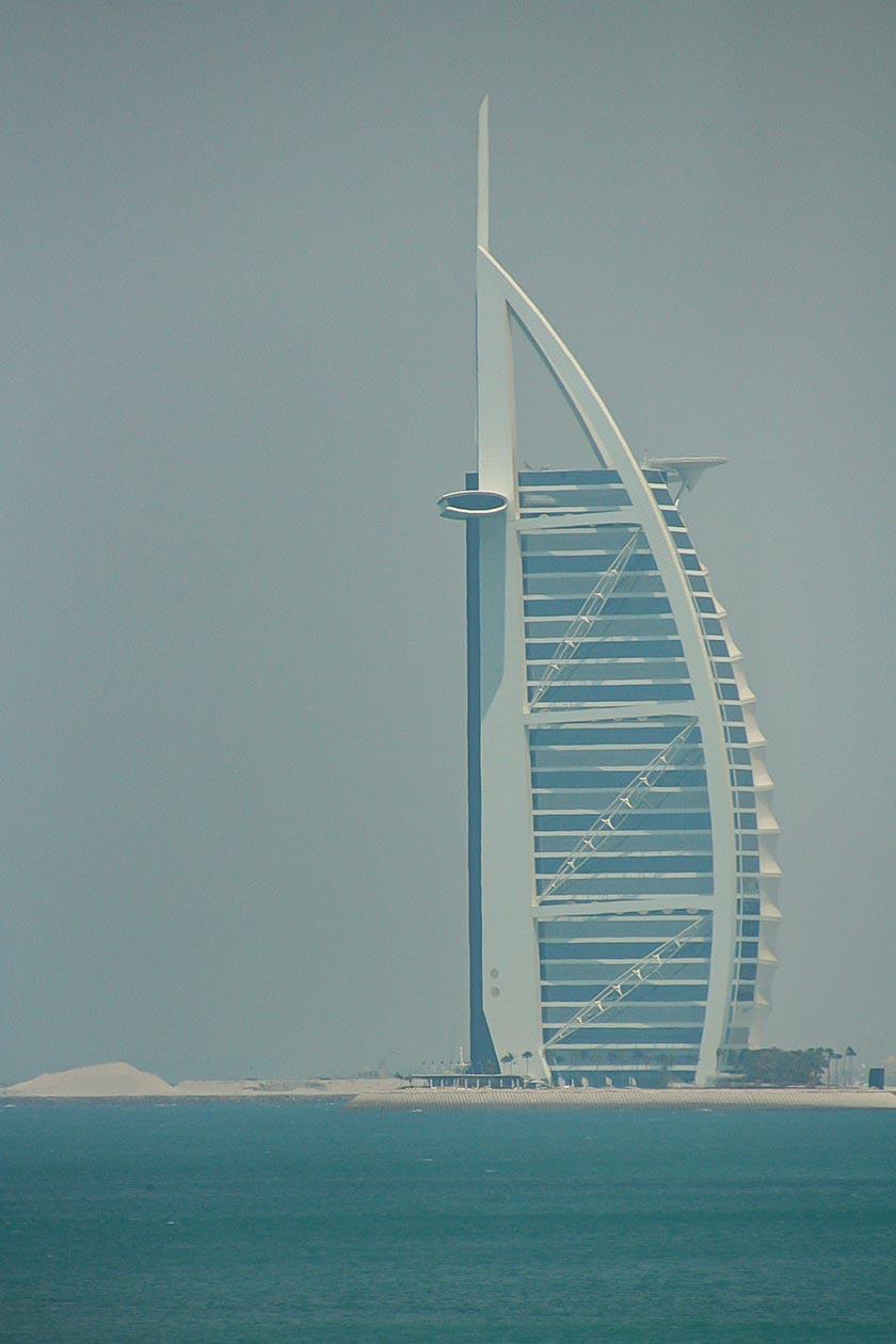5 Sterne Hotel Burj al Arab