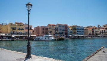 Die wichtigsten Sehenswürdigkeiten von Chania auf Kreta im Überblick
