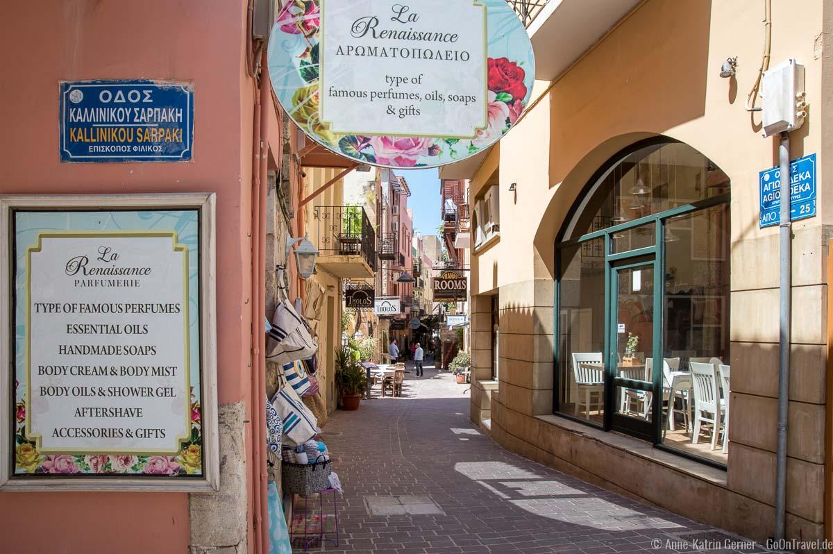 historische Altstadt Chania