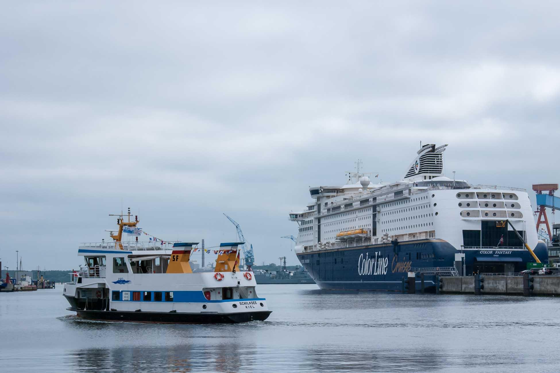 Colorline Minikreuzfahrt Kiel Oslo