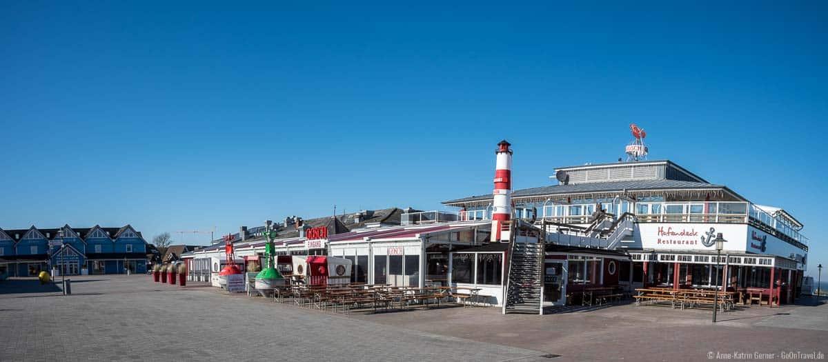 Auch die nördlichste Fischbude von Deutschland ist in der Coronakrise geschlossen.