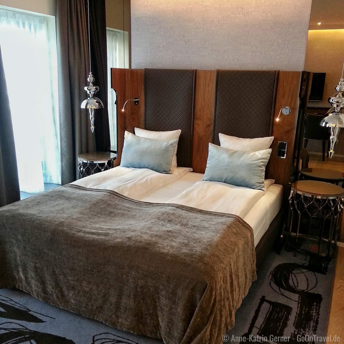 Doppelbettzimmer im Tivoli